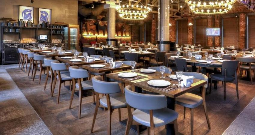 Top 4 Things to look for in Restaurant Furniture